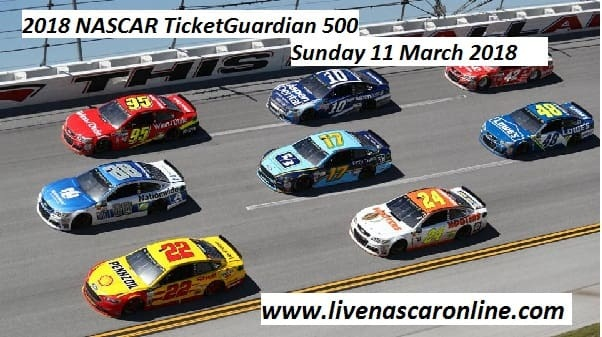 2018 NASCAR TicketGuardian 500 Live Stream