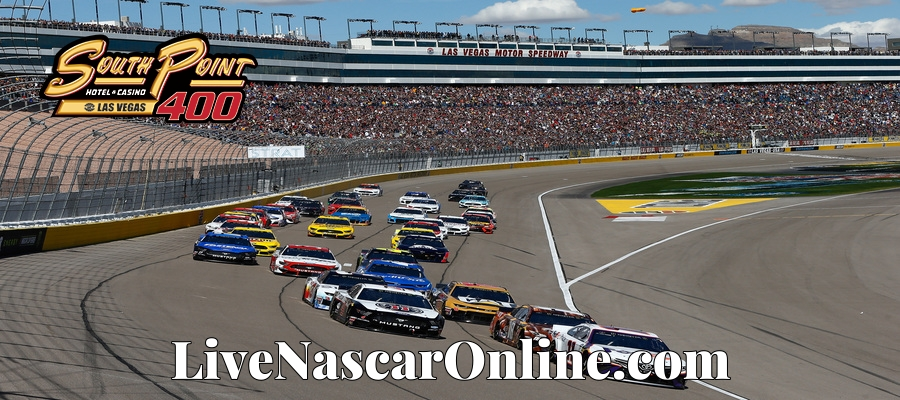 NASCAR Cup South Point 400 Las Vegas Live Stream