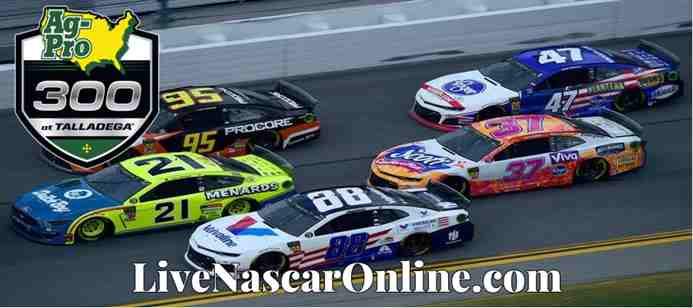 NASCAR Xfinity Series Race at Talladega 2 Live Stream