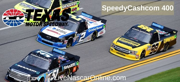 SpeedyCashcom 400 Live Stream