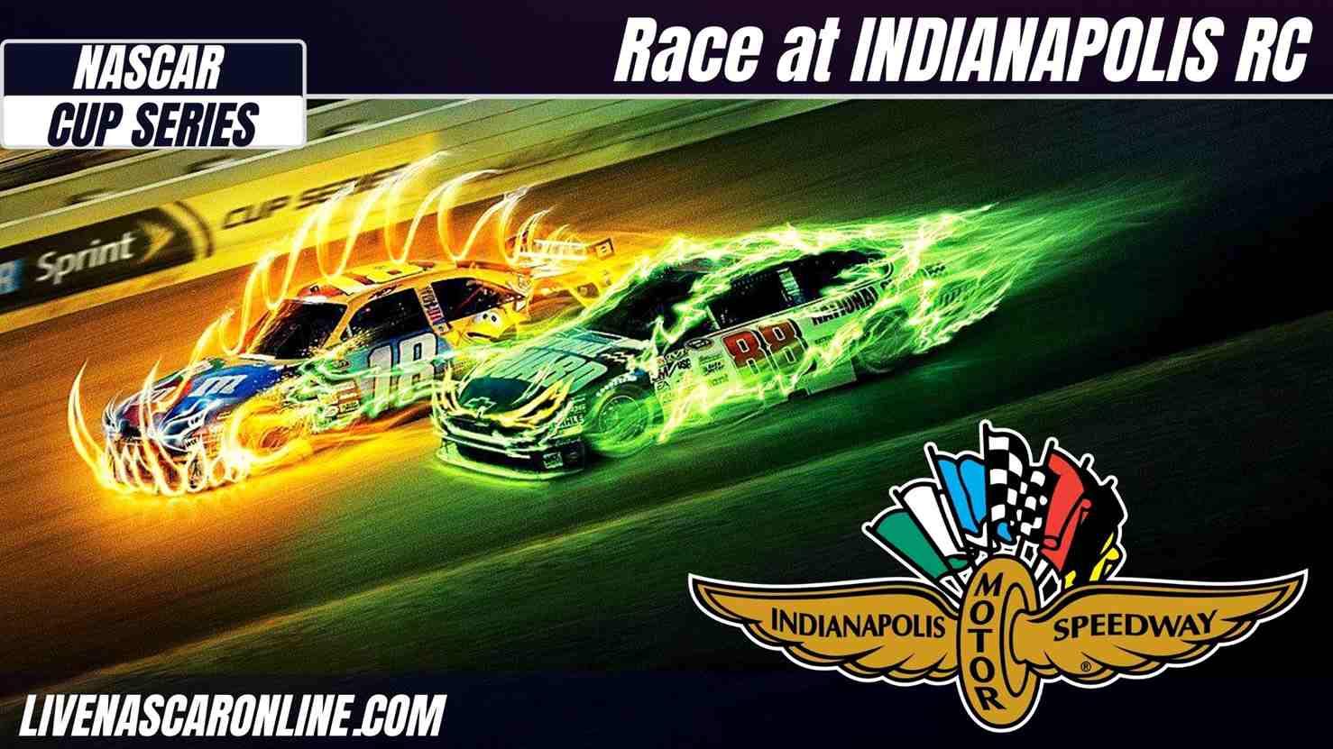 NASCAR Cup Verizon 200 at Brickyard Live Stream