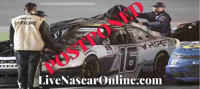 NASCAR Xfinity Series Wawa 250 at Daytona Postponed to Saturday 2021