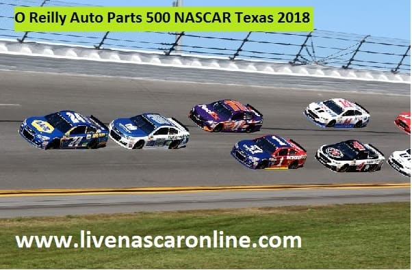 Live NASCAR O Reilly Auto Parts 500 Online