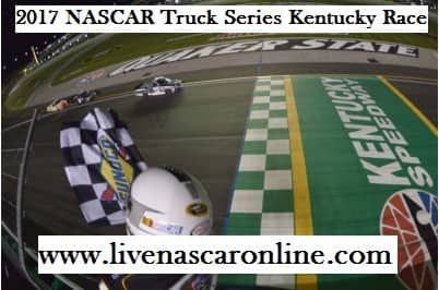 NASCAR Truck Series Kentucky Race Live