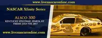 Watch Alsco 300 NASCAR Xfinity Series Live