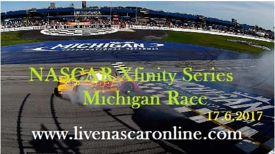 Watch NASCAR Xfinity Series Michigan Race Live