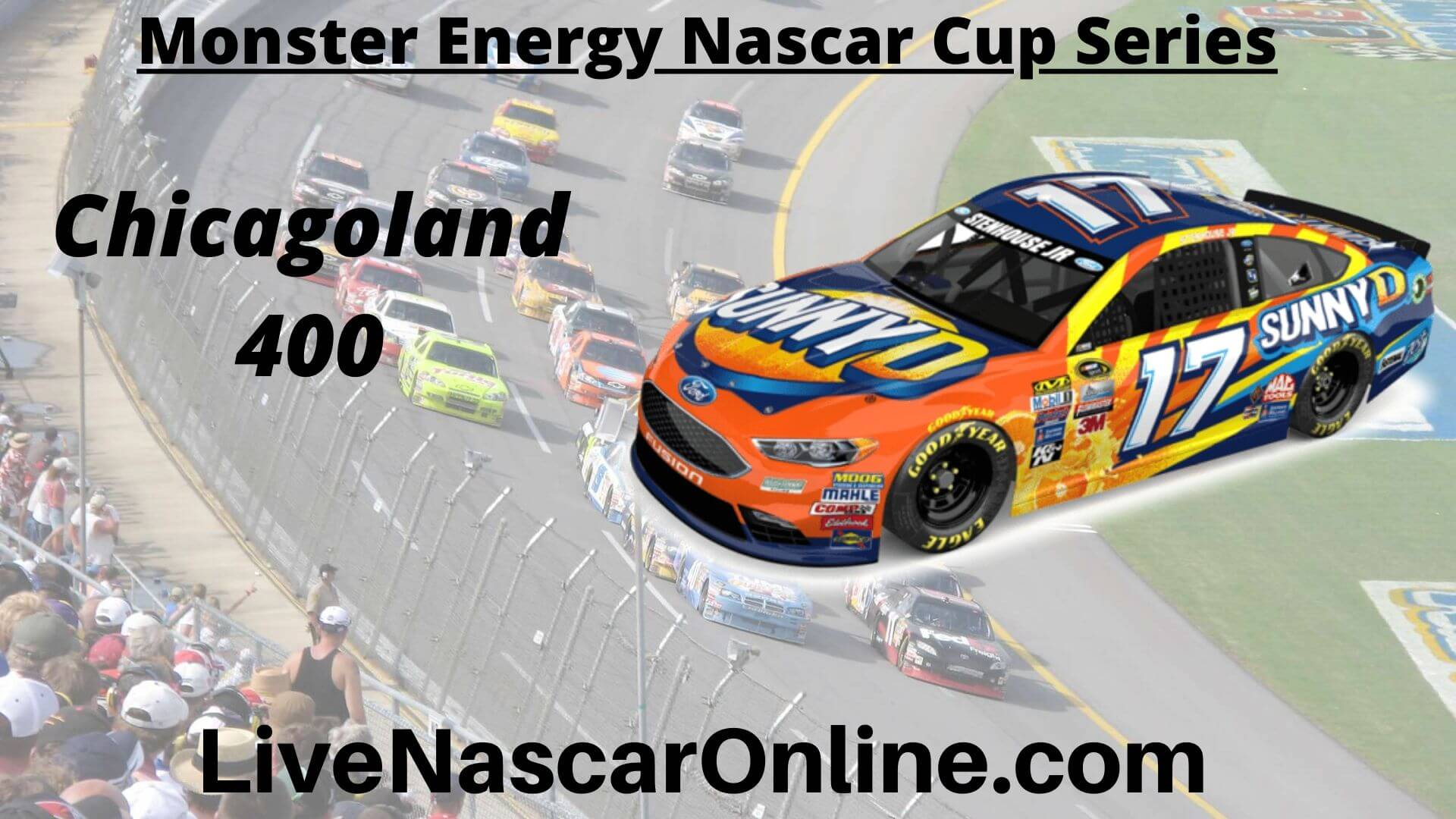 Chicagoland 400 Online Stream | NASCAR Chicagoland  2020