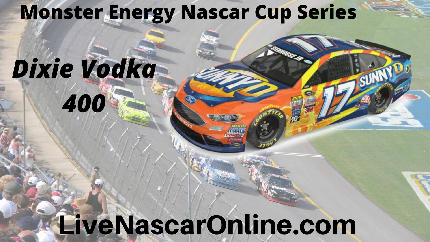 Dixie Vodka 400 online Stream | NASCAR Homestead Miami 2020