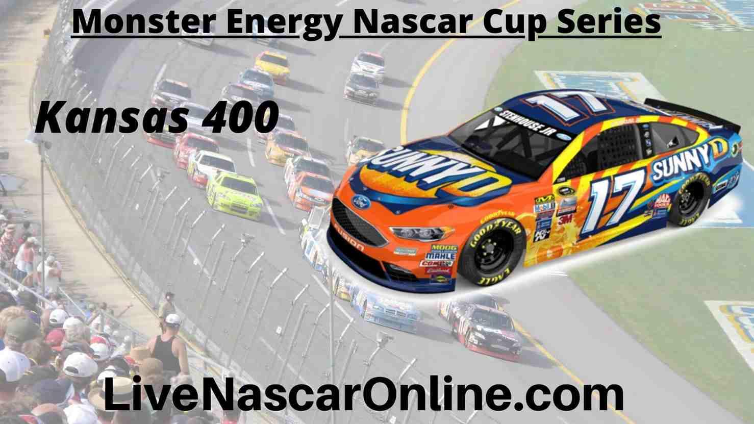 Kansas 400 Online Stream | NASCAR Kansas 2020