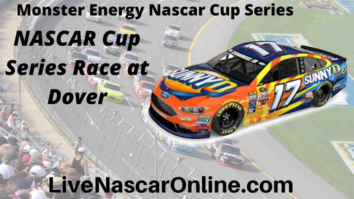 NASCAR Cup Series Race online Stream | NASCAR Dover 2020