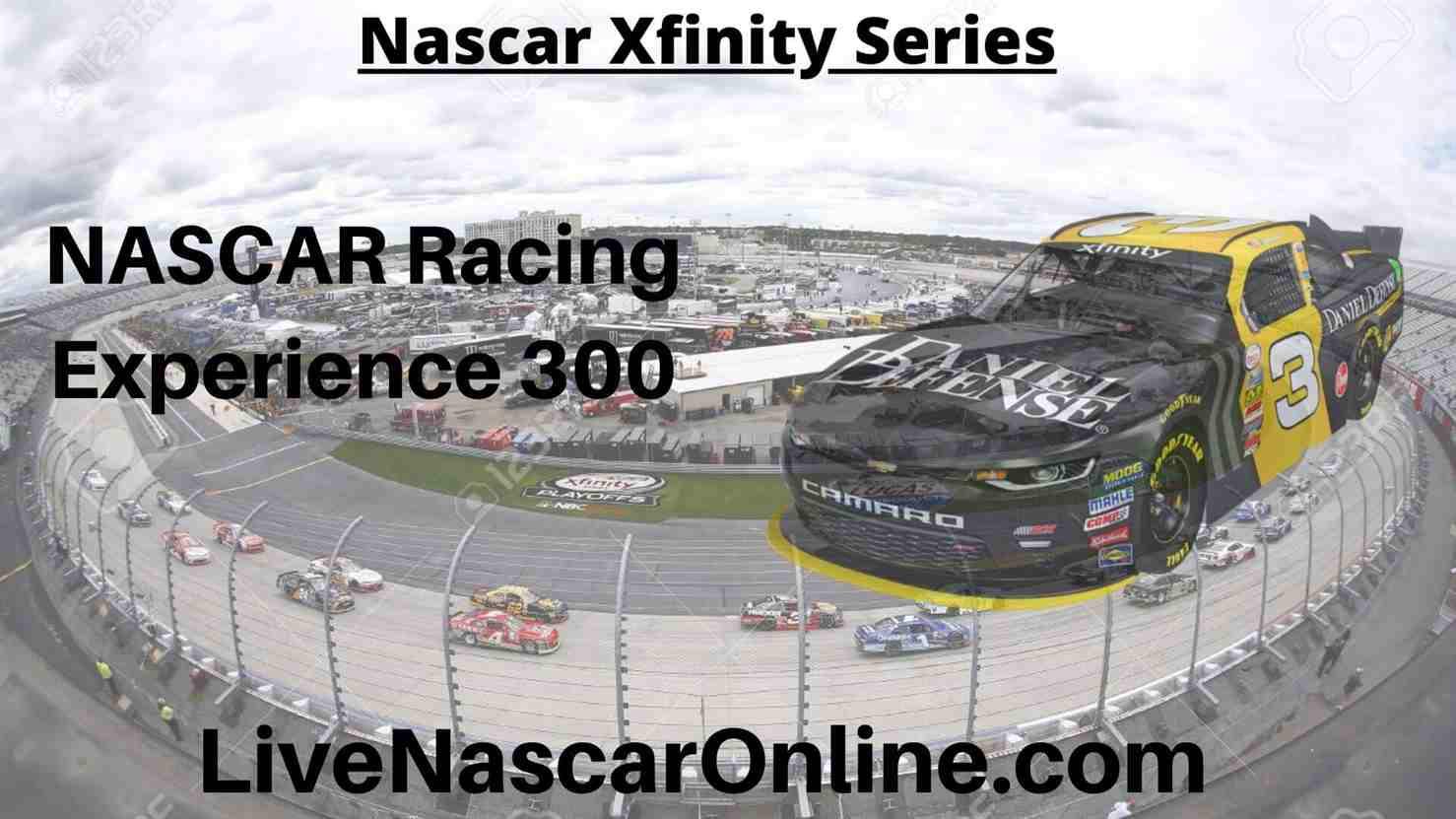 NASCAR Racing Experience 300 Online Stream | NASCAR Daytona 2020