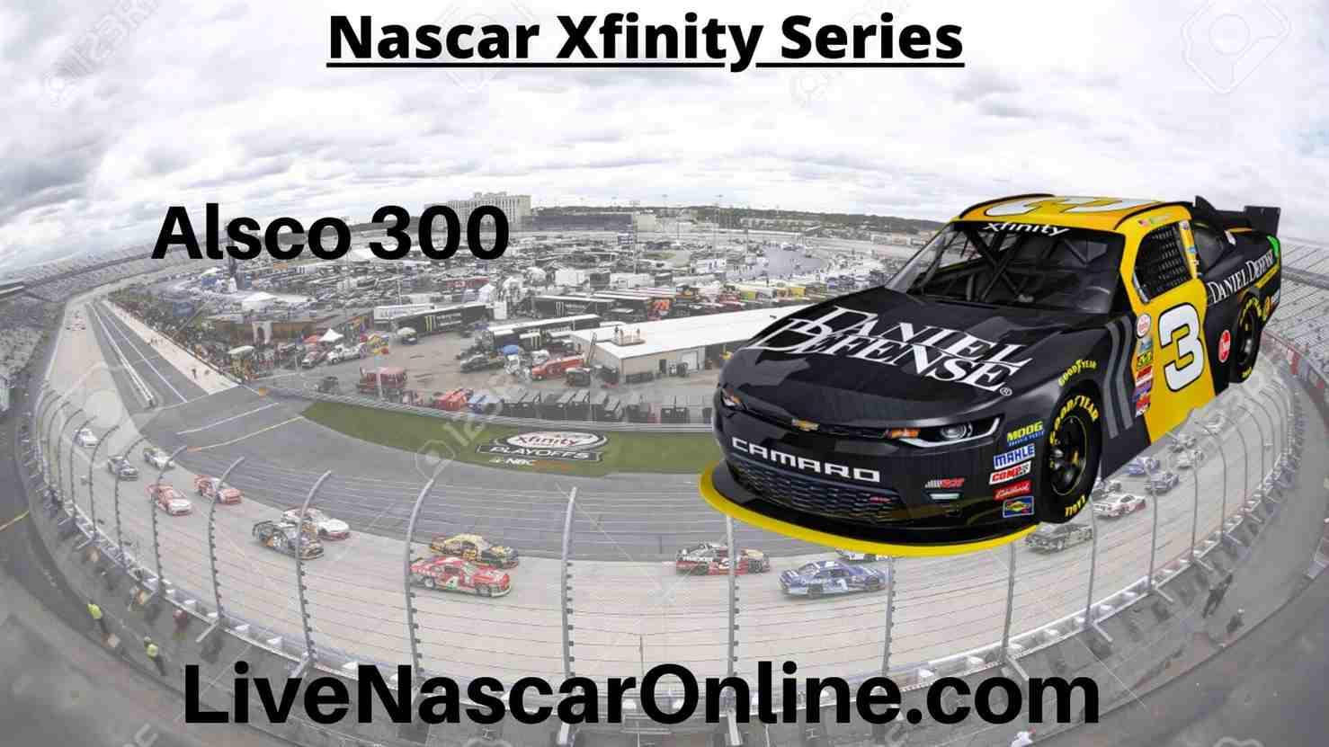 Alsco 300 Online Stream | NASCAR Charlotte 2020