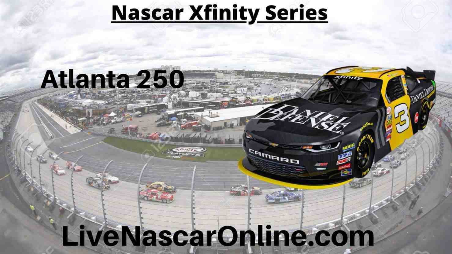 Atlanta 250 Online Stream | NASCAR Atlanta 2020