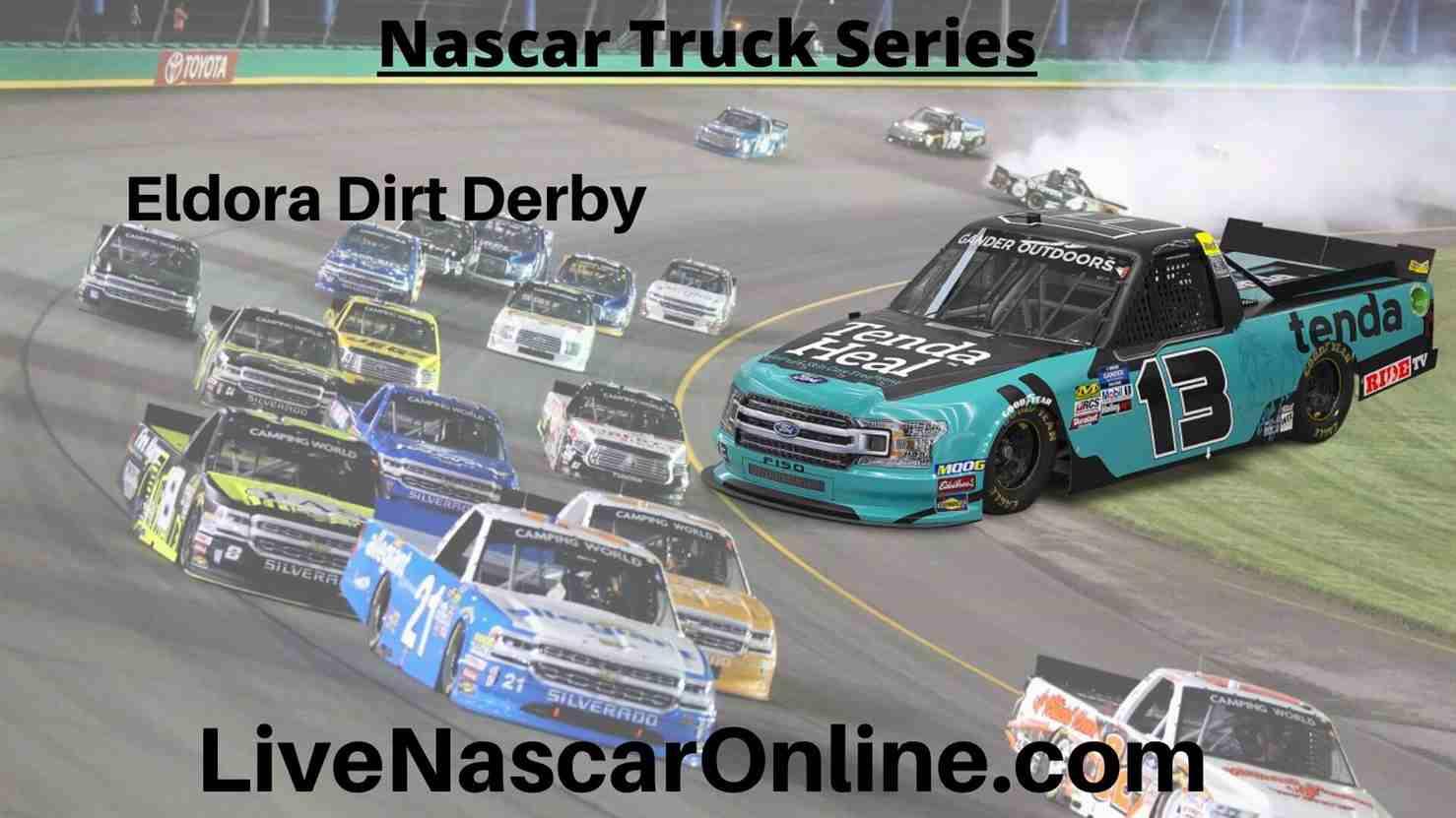 Eldora Dirt Derby Online Stream | NASCAR Eldora 2020