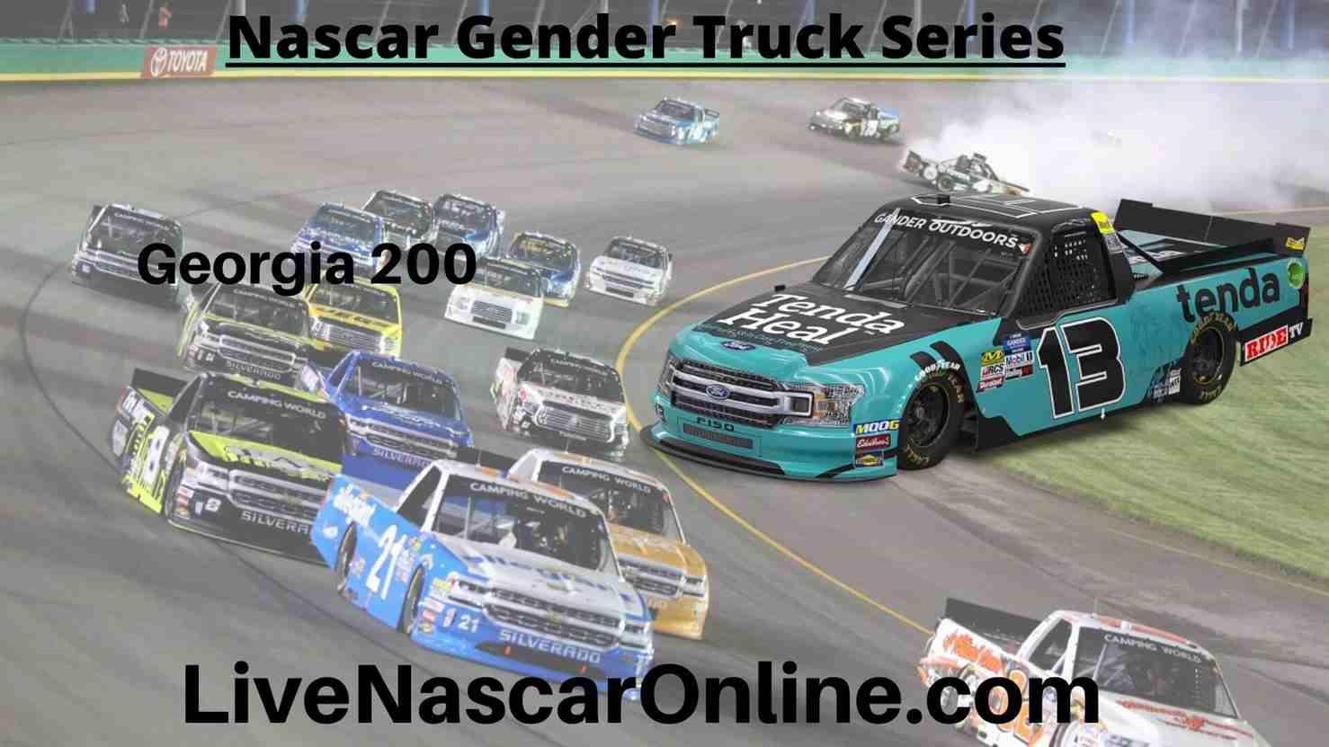 Georgia 200 Online Stream | NASCAR Atlanta 2020