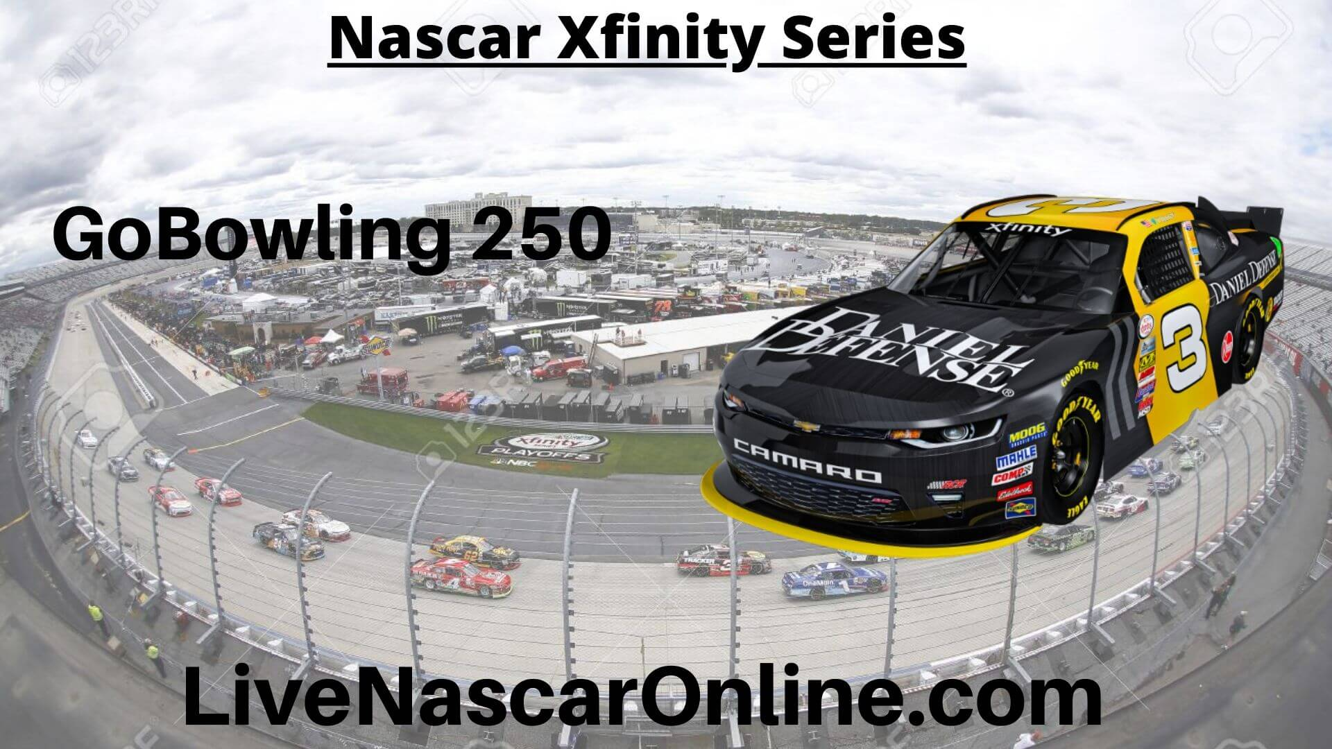 GoBowling 250 Online Stream | NASCAR Richmond 2020