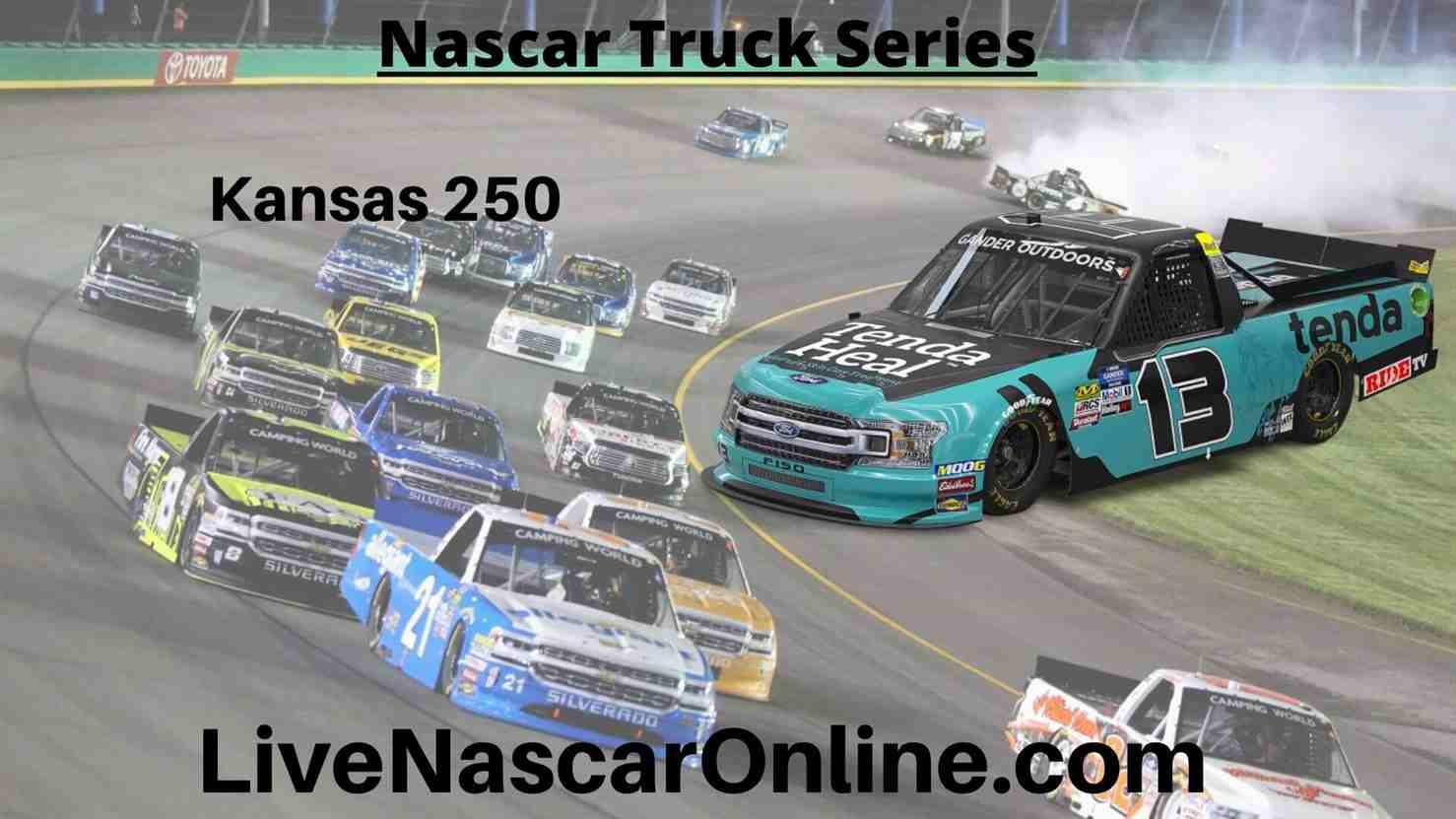 Kansas 250 Online Stream | NASCAR Kansas 2020