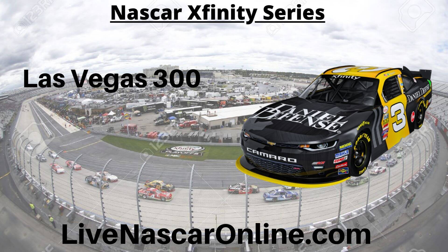 Las Vegas 300 Online Stream | NASCAR Las Vegas 2020