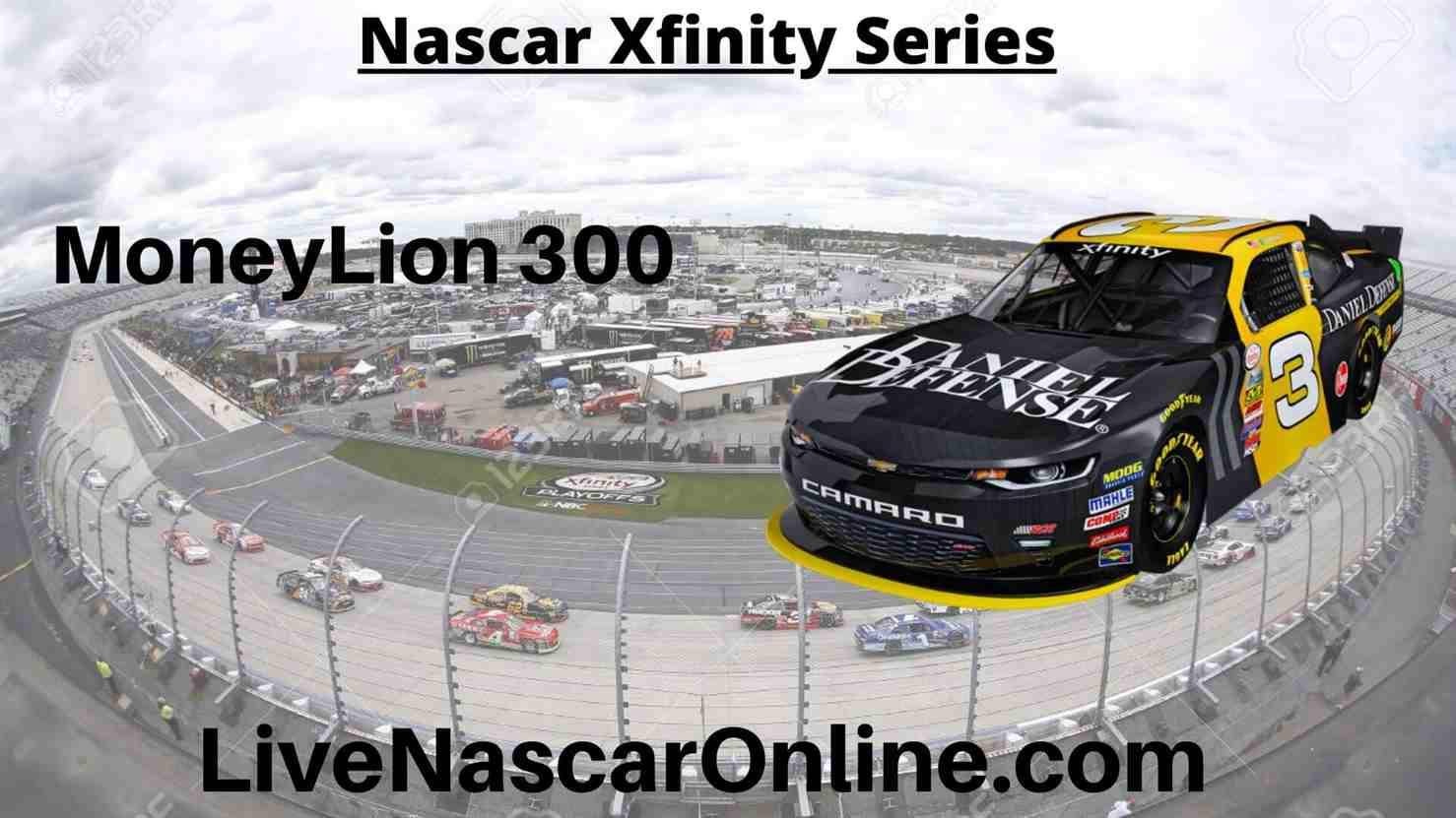 MoneyLion 300 Online Stream | NASCAR Talladega 2020