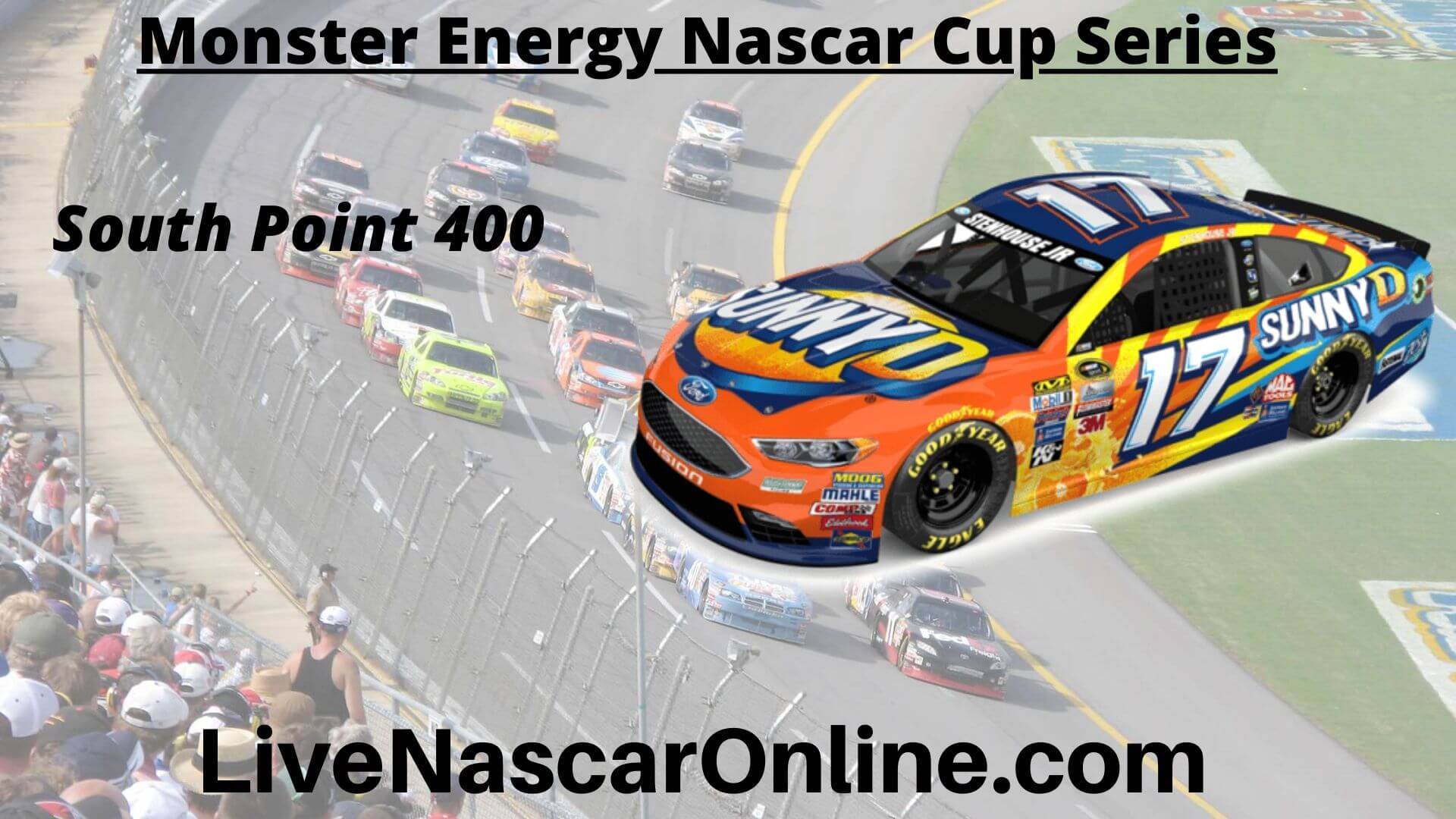South Point 400 Online Stream | NASCAR Las Vegas 2020