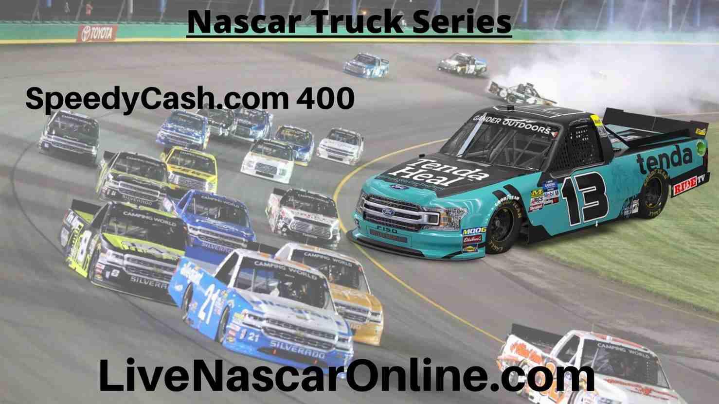 SpeedyCash com 400 Online Stream | NASCAR Texas 2020