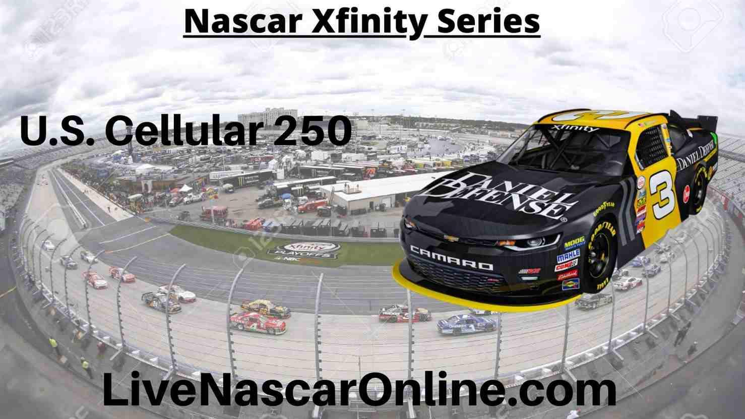 US Cellular 250 Online Stream | NASCAR lowa 2020