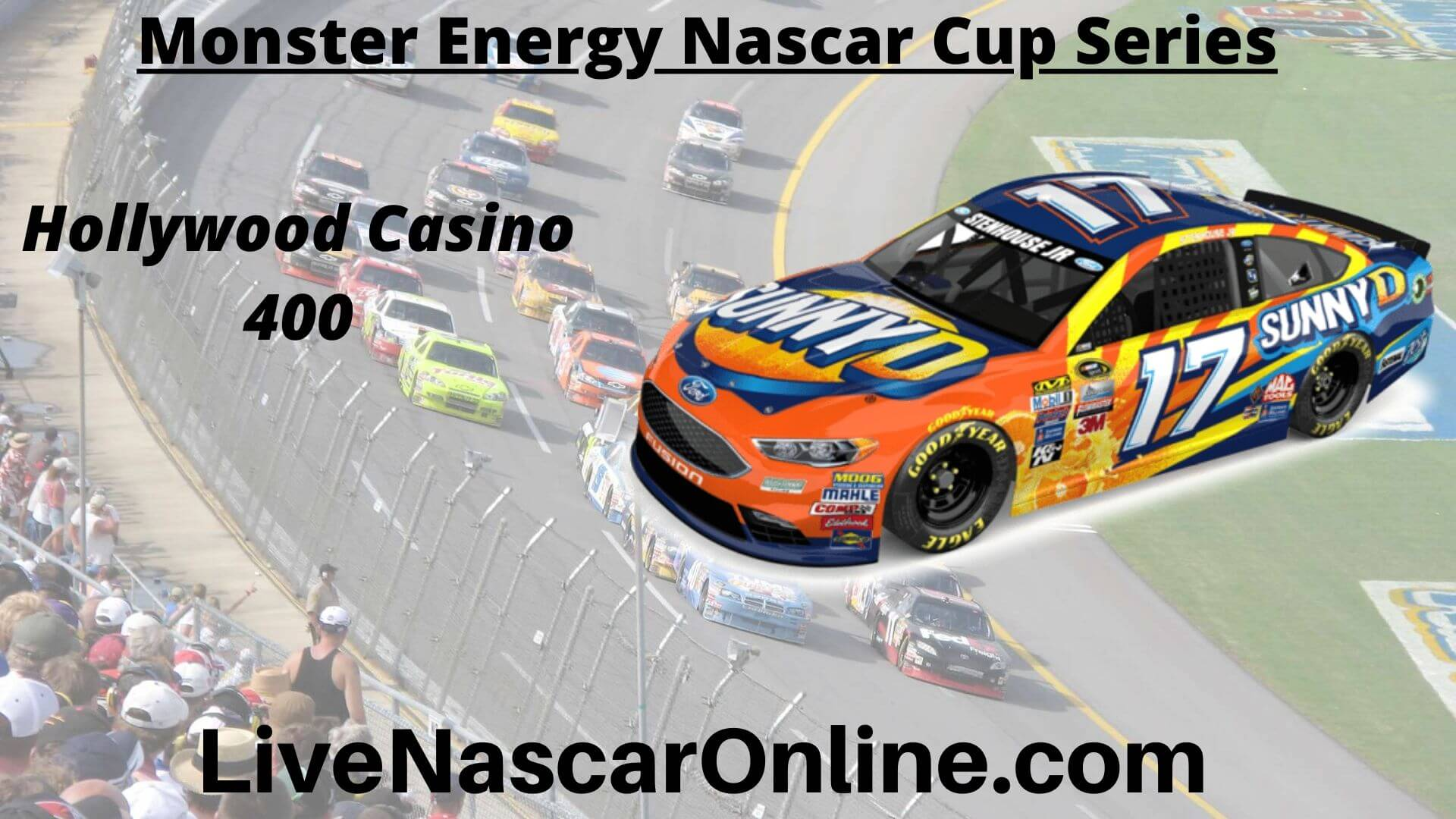 Hollywood Casino 400 Online Stream | NASCAR Kansas 2020