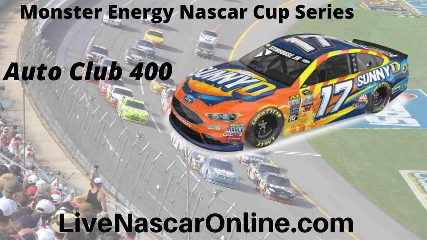 Auto Club 400 online Stream | NASCAR Auto Club 2020