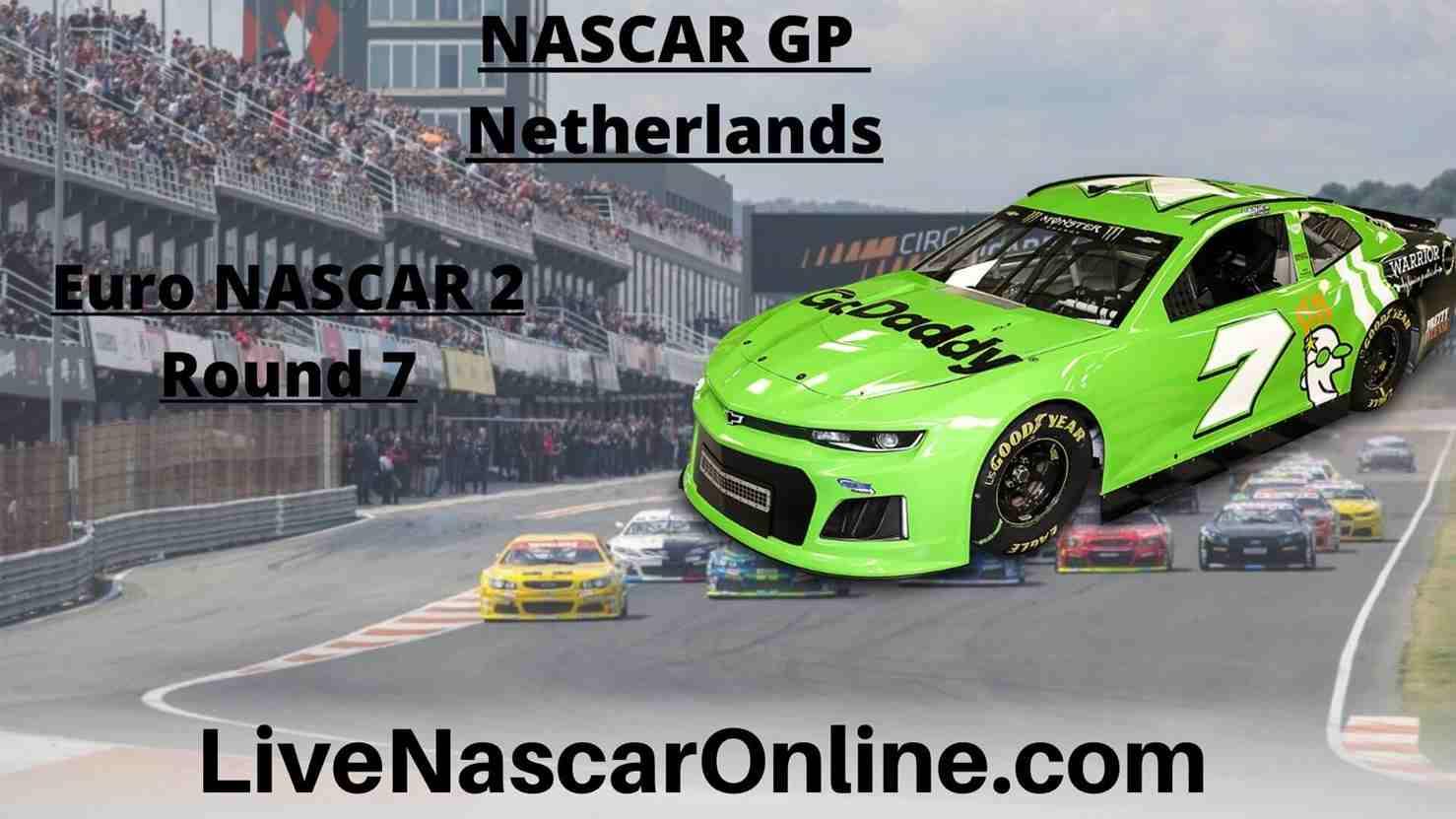 NASCAR GP Netherlands Online Stream | Euro NASCAR 2 Round 7