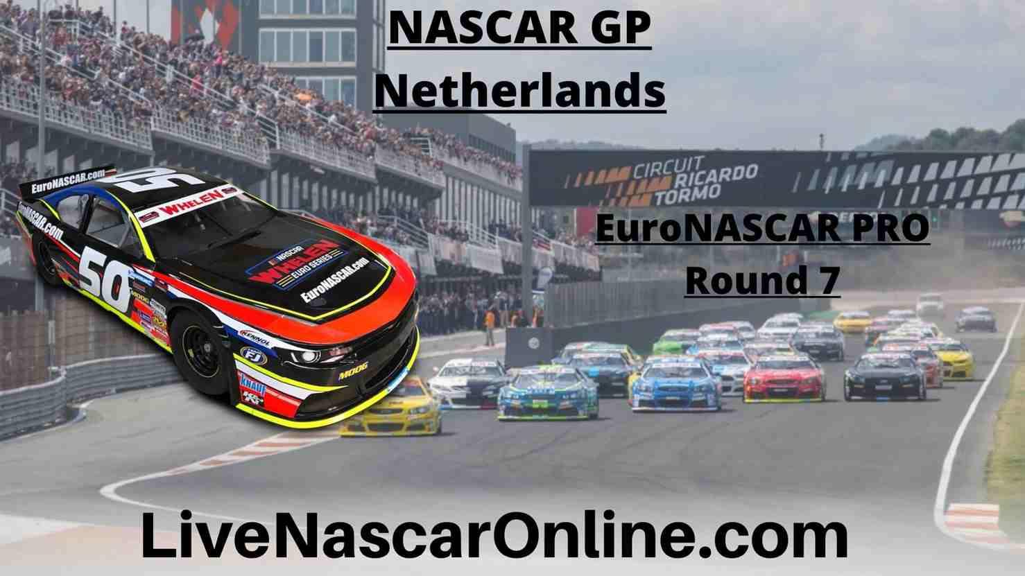 NASCAR GP Netherlands Online Stream | Euro NASCAR PRO Round 7