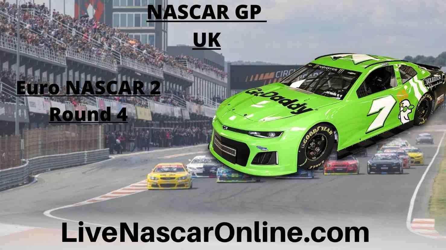 NASCAR GP UK Online Stream | Euro NASCAR 2 Round 4