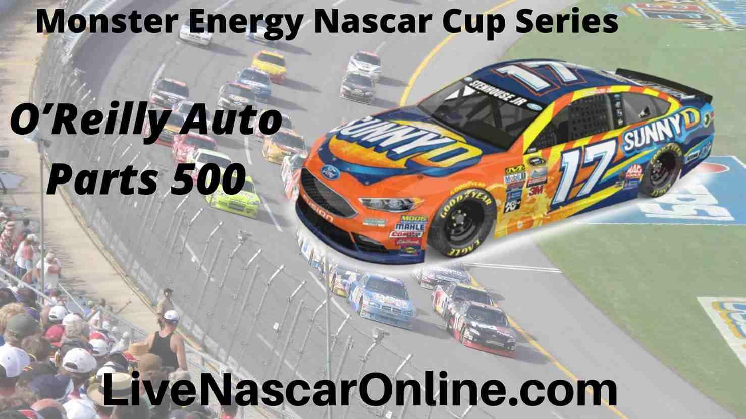 O Reilly Auto Parts 500 online Stream | NASCAR Texas 2020