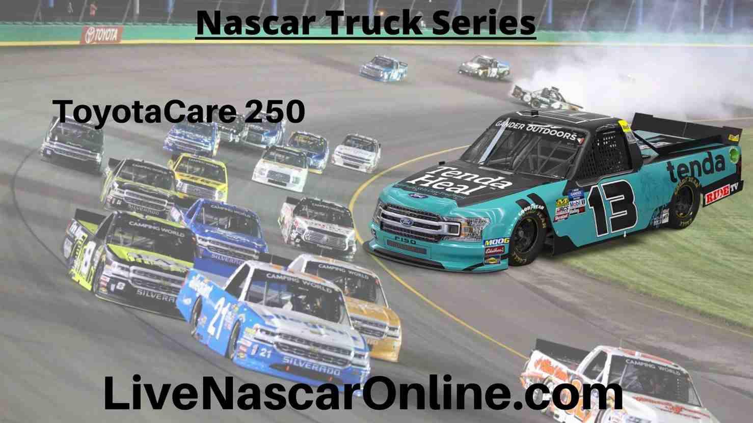 ToyotaCare 250 Online Stream | NASCAR Richmond 2020