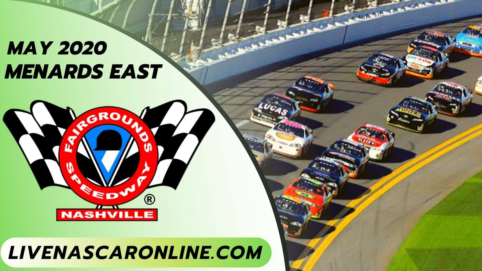 Fairgrounds Speedway Live Stream 2020 | ARCA Menards