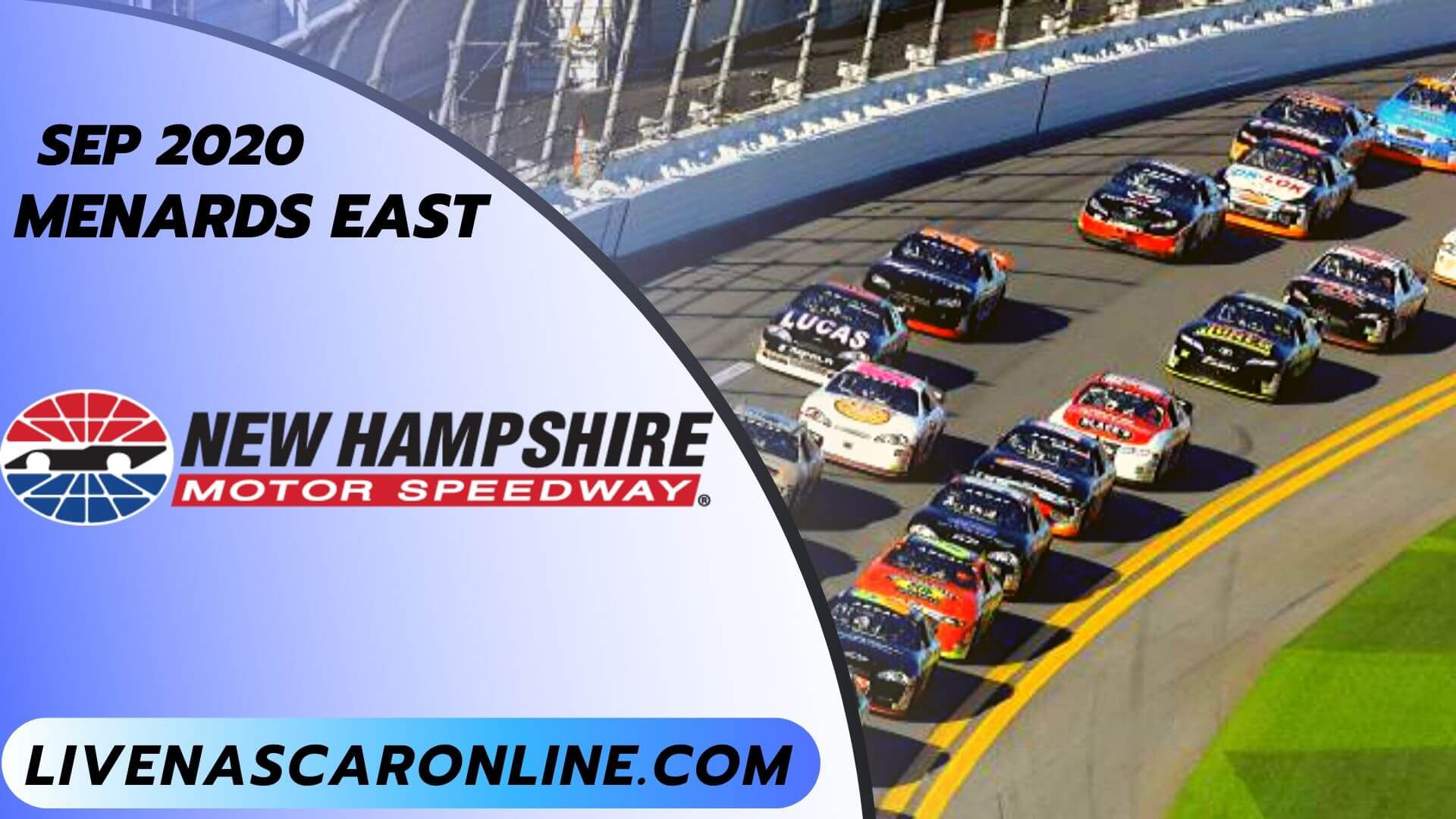 New Hampshire Motor Speedway Live Stream 2020 | ARCA Menards