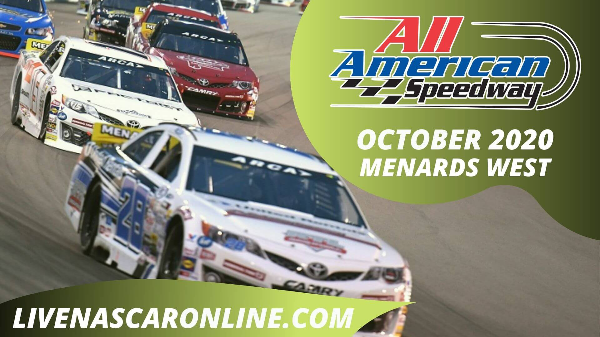 All American Speedway Live Stream 2020 | ARCA Menards