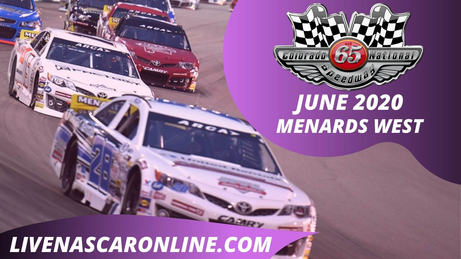 Colorado National Speedway Live Stream 2020 | ARCA Menards