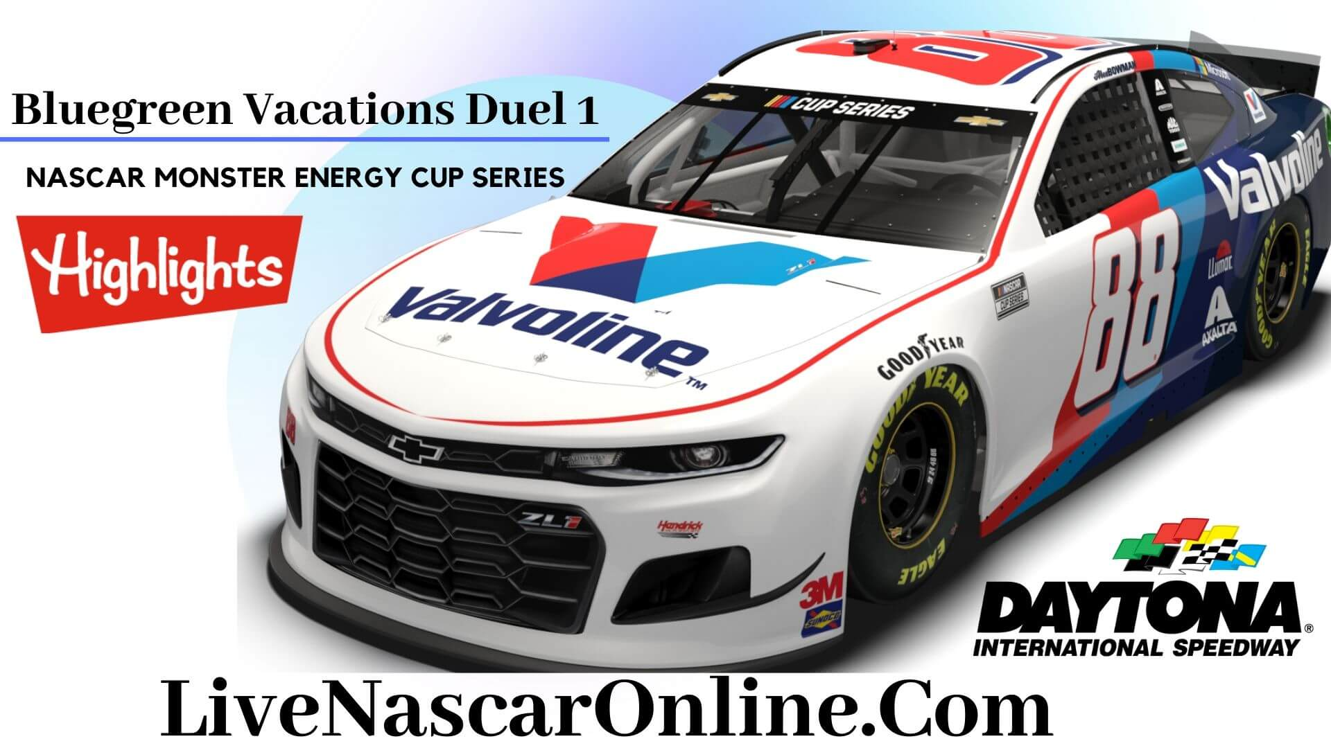 Bluegreen Vacations Duel 1 At Daytona Extended Highlights 2020