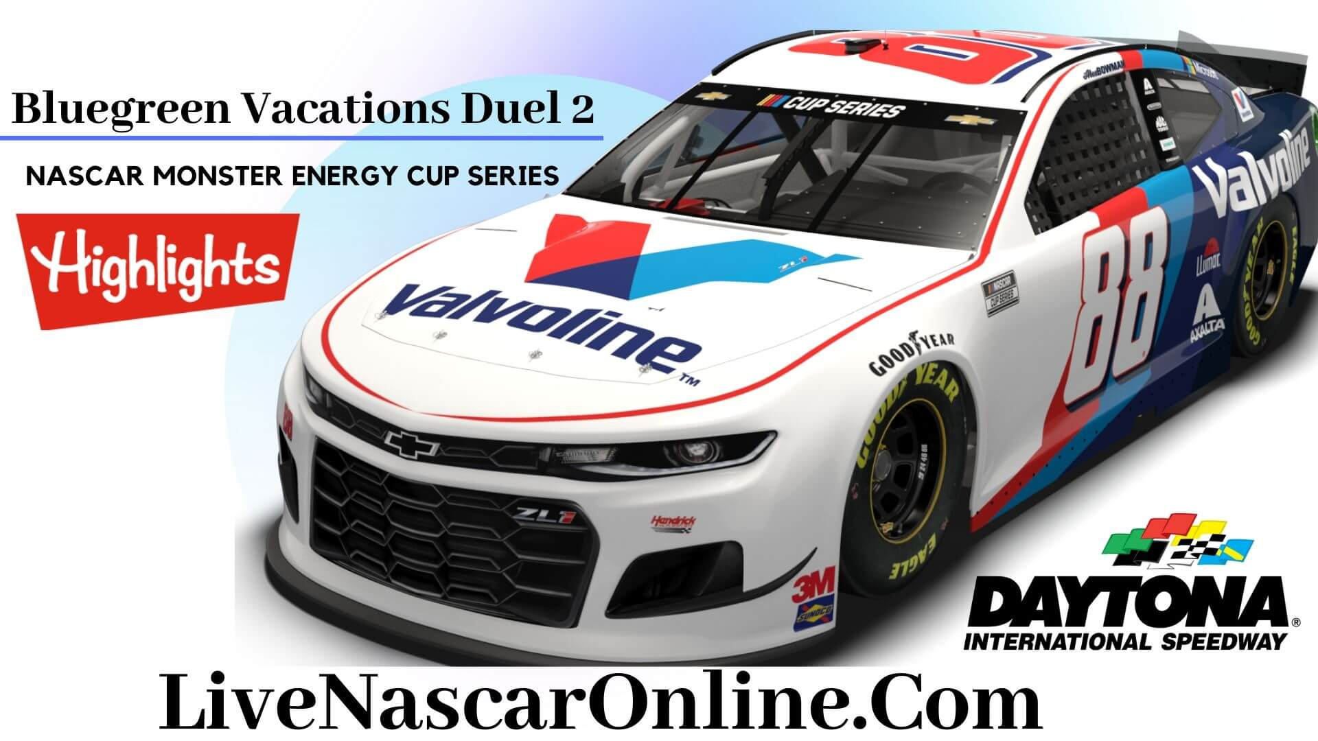 Bluegreen Vacations Duel 2 At Daytona Extended Highlights 2020