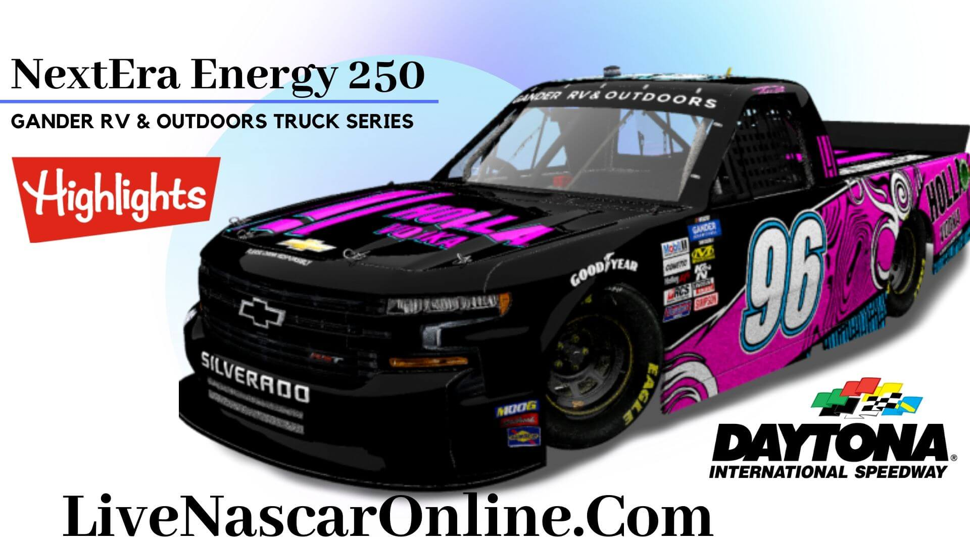 NEXTERA ENERGY 250 HIGHLIGHTS 2020