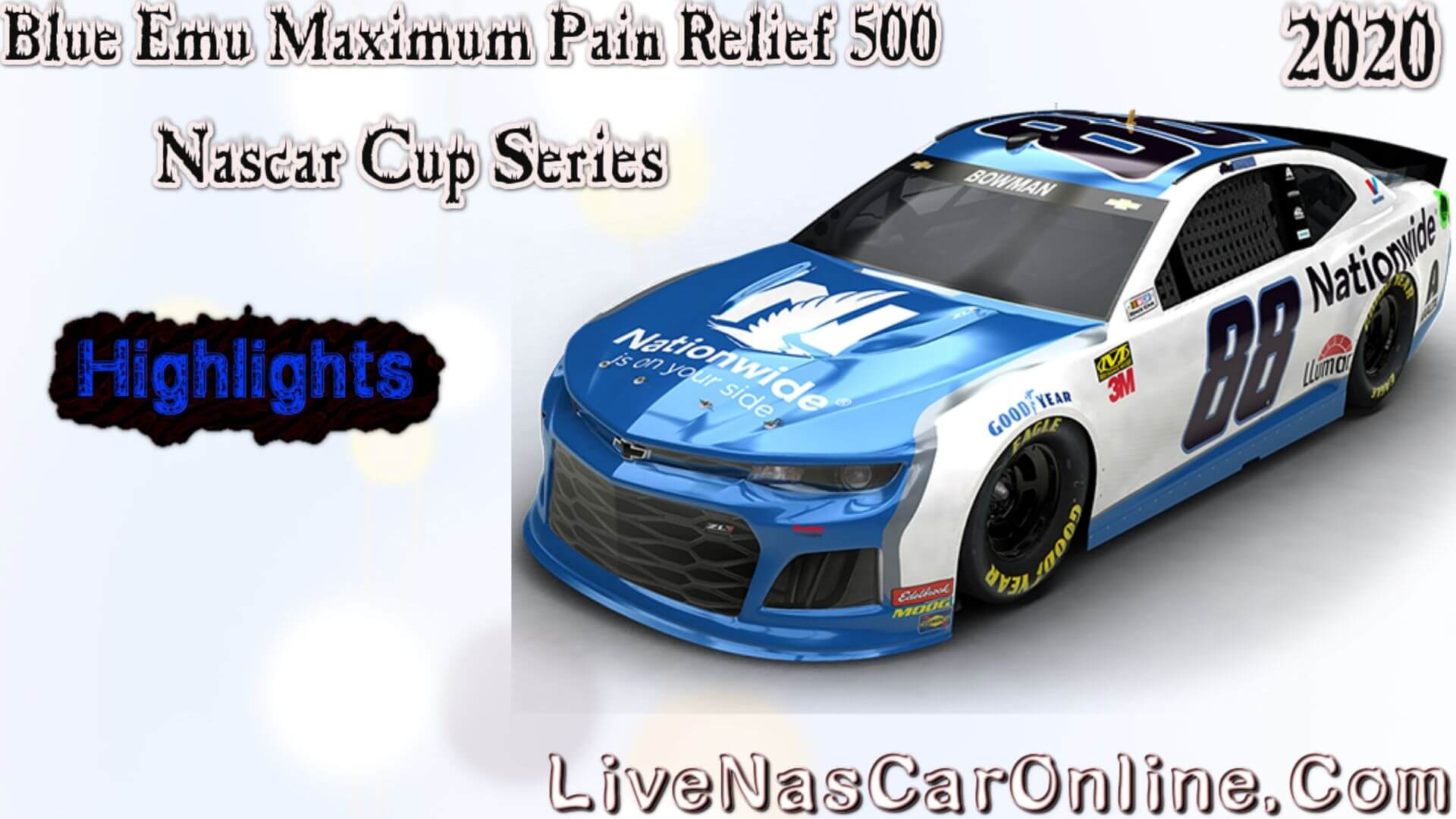 Highlights 2020 Blue Emu Maximum Pain Relief 500