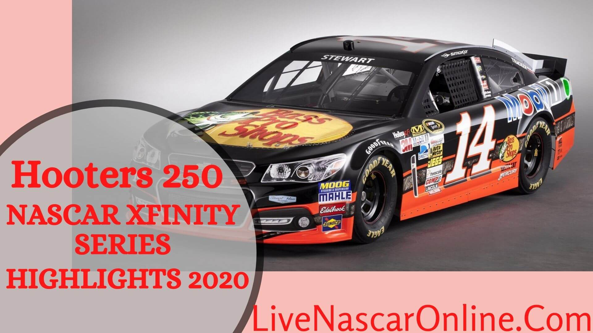 Highlights 2020 Hooters 250