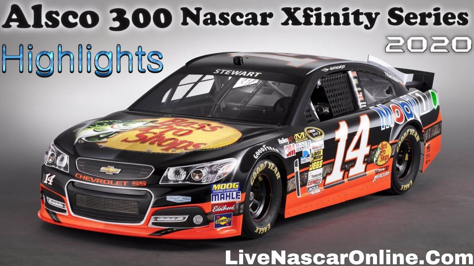 Nascar Alsco 300 Xfinity Series Highlights 2020