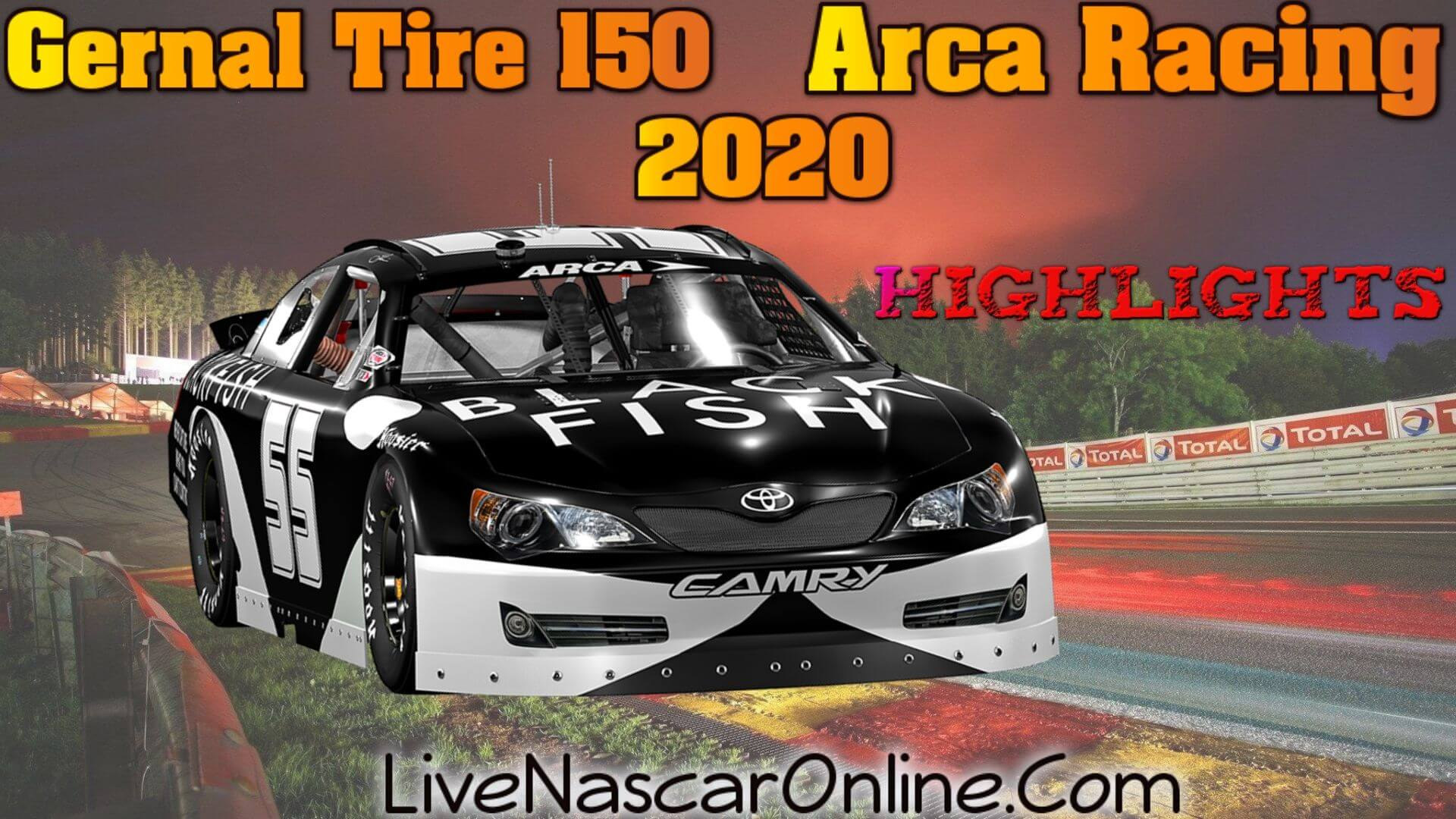 Gernal Tire 150 Arca Racing 2020 Highlights