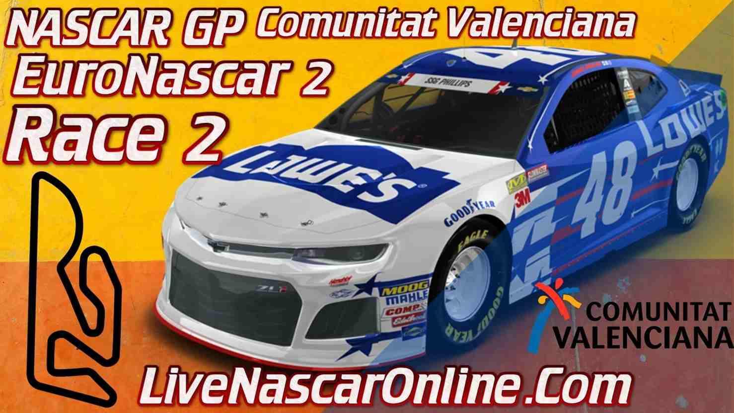 NASCAR GP Comunitat Valenciana Live Stream   Euro NASCAR 2 Race 2
