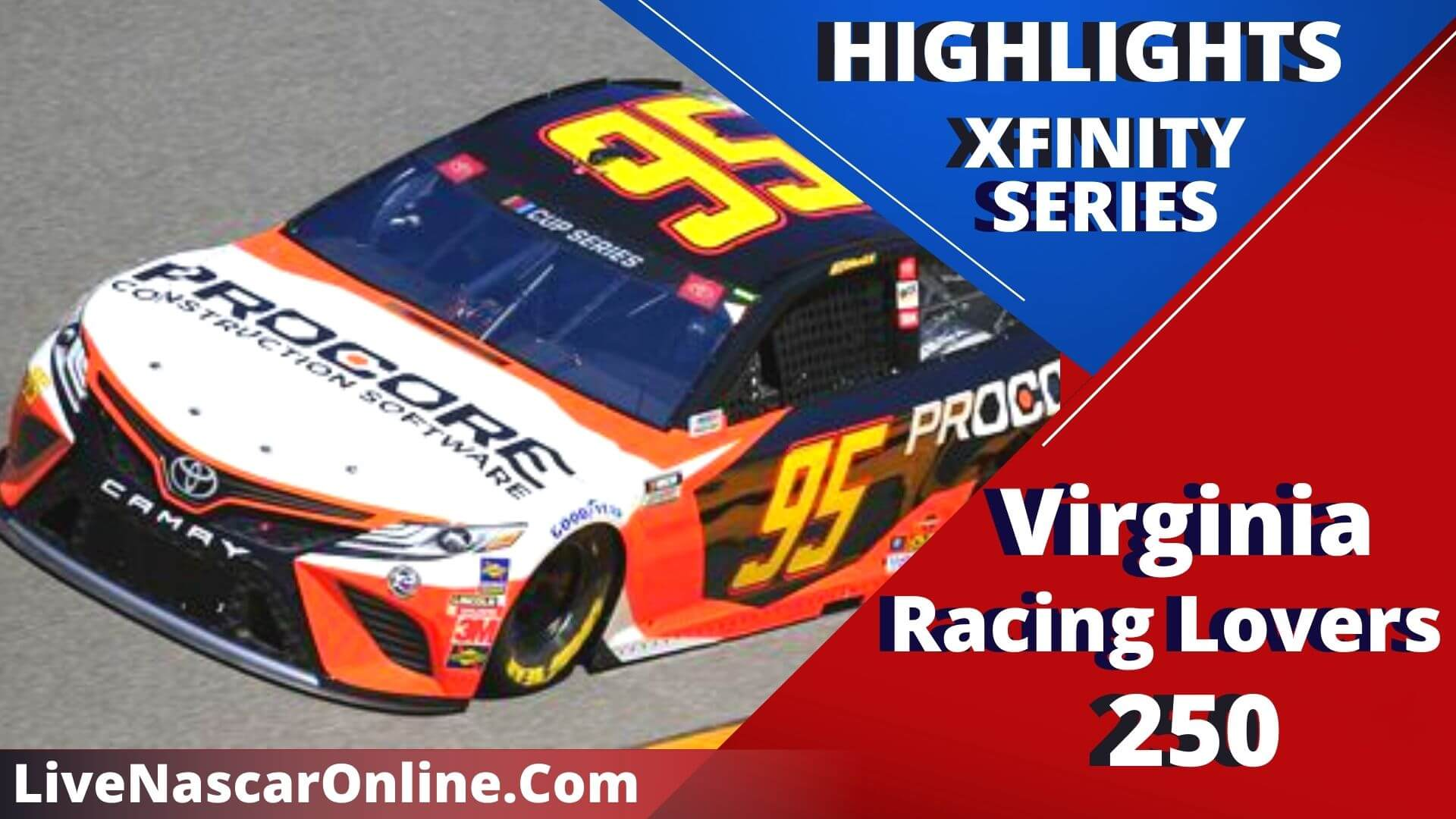 Virginia Racing Lovers 250 Highlights 2020