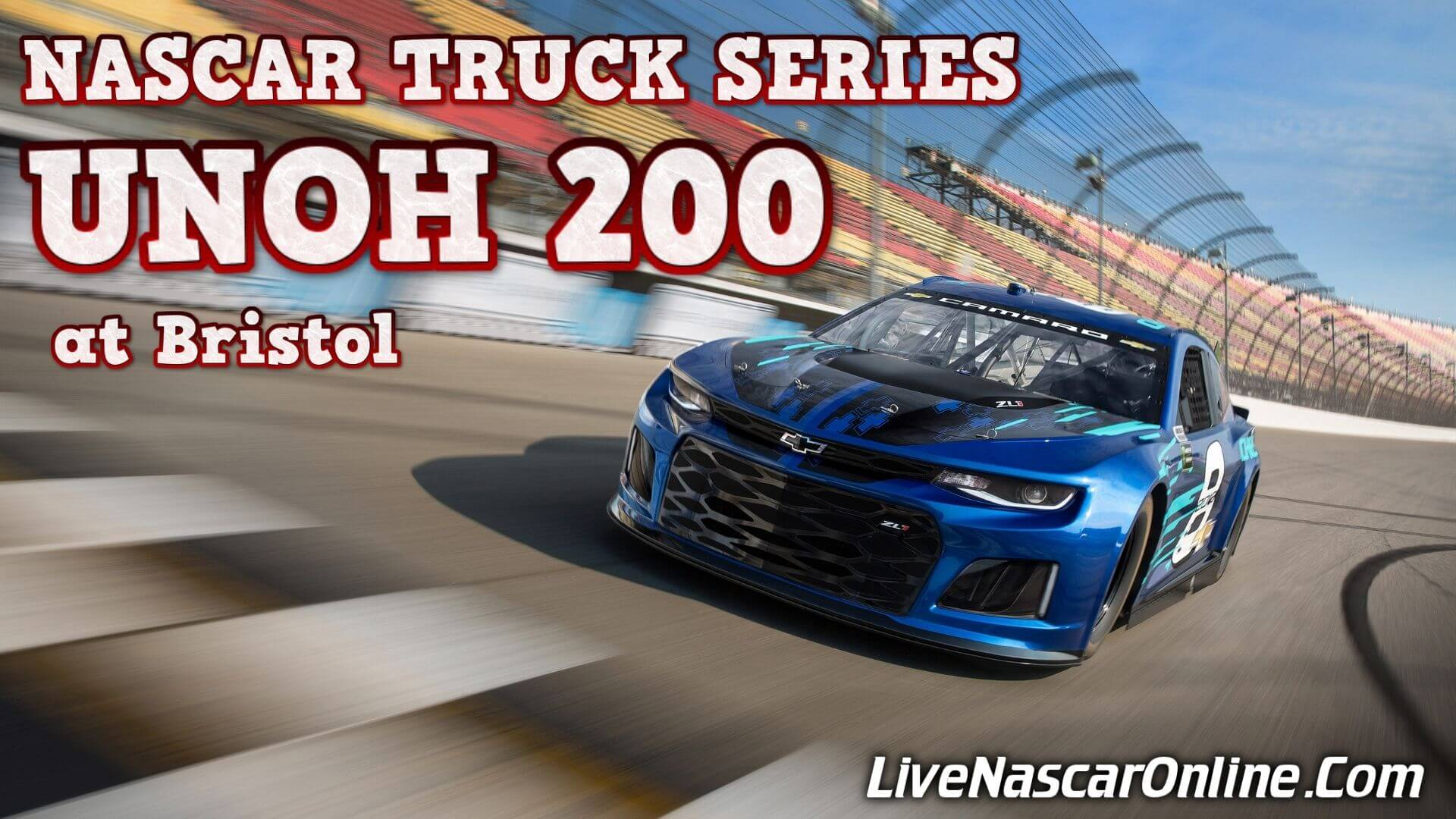 UNOH 200 Highlights 2020 Nascar Truck Series