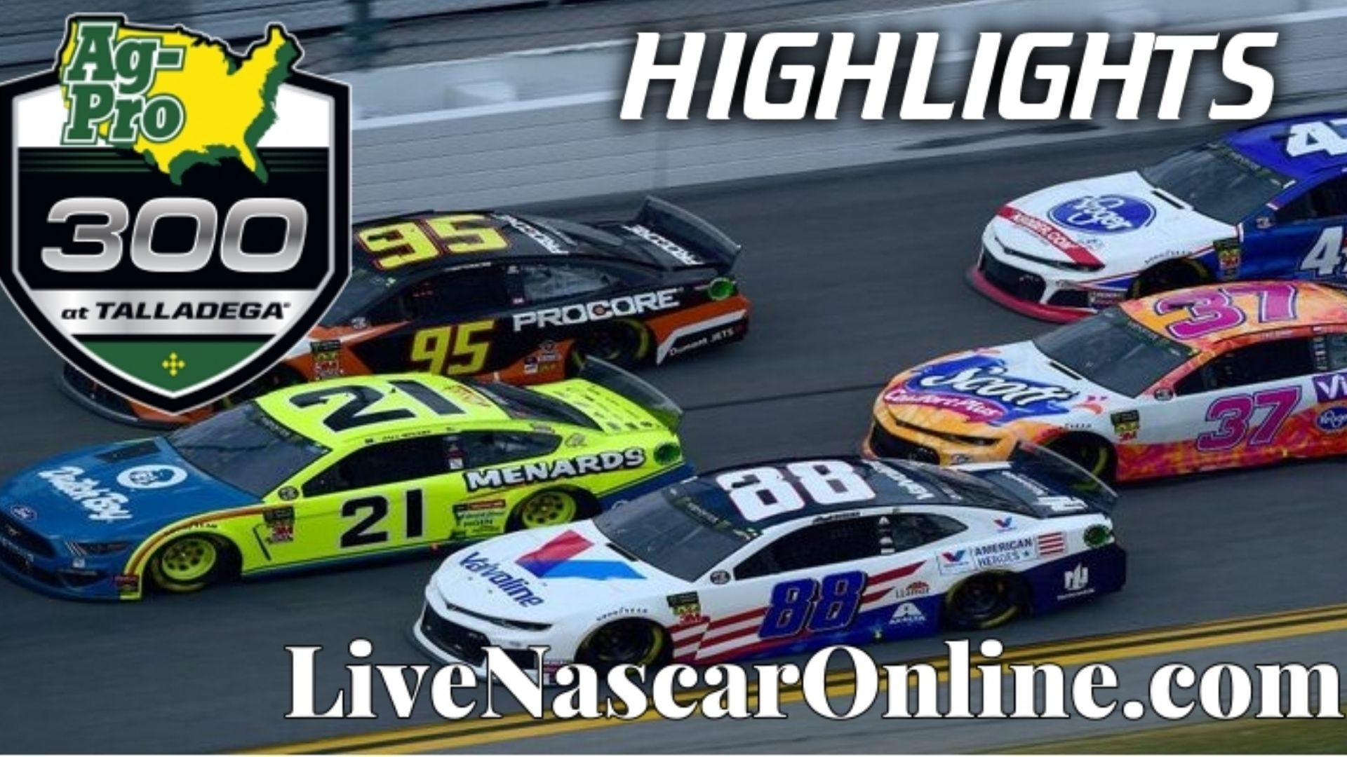 Ag Pro 300 Highlights 2020 Nascar Xfinity Series