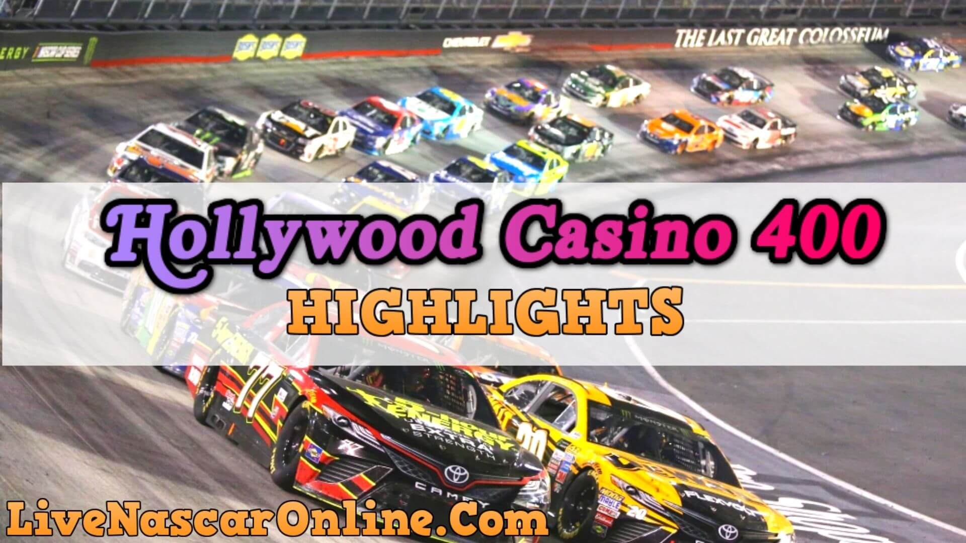 Hollywood Casino 400 Highlights 2020 Cup Series