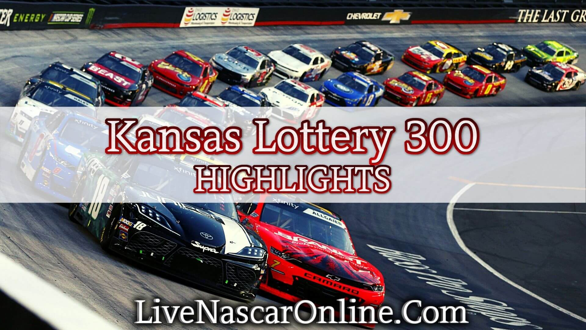 Kansas Lottery 300 Highlights 2020 Xfinity Series